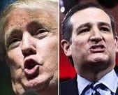 Trump Cruz Hold Joint Rally To Protest Iran Nuclear Deal Agreement VIDEO