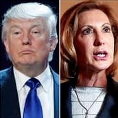Trump Insults Carly Fiorinas Face VIDEO