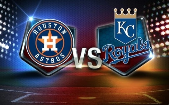 Astros Defeat Royals 5 2 in ALDS Game 1 VIDEO