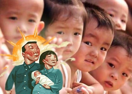 China Ends Its One Child Policy