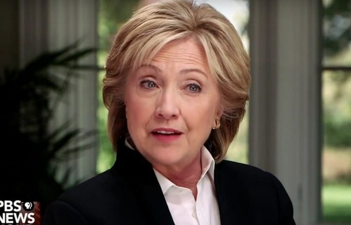 Hillary Comes Out Against TPP Deal VIDEO