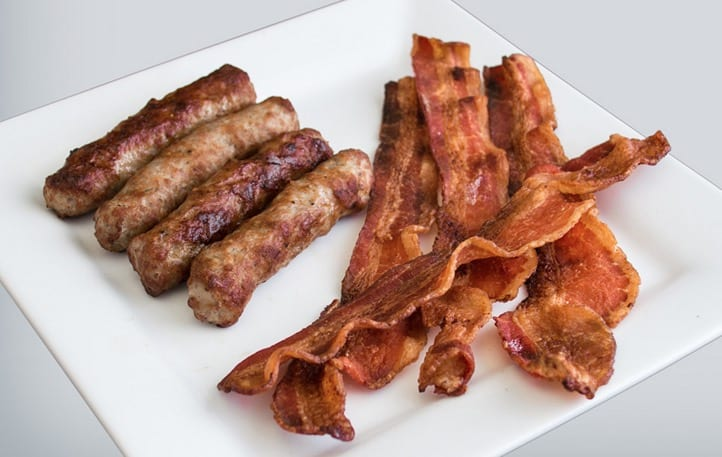 World Health Organization Bacon and Sausage Cause Cancer VIDEO