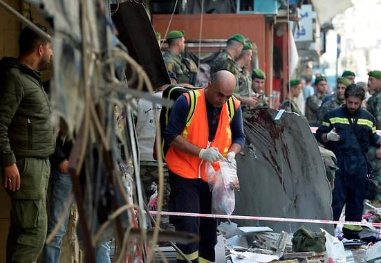 11 Arrested in Beirut Bombings VIDEO