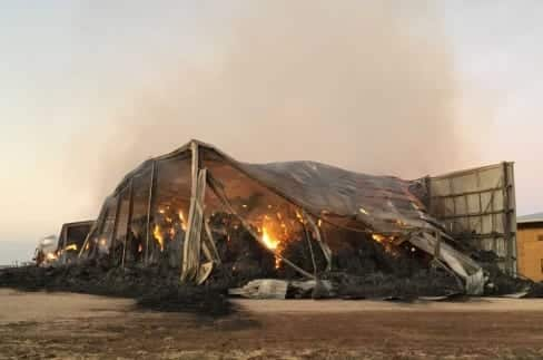 87 homes destroyed damaged in South Australia brush fires
