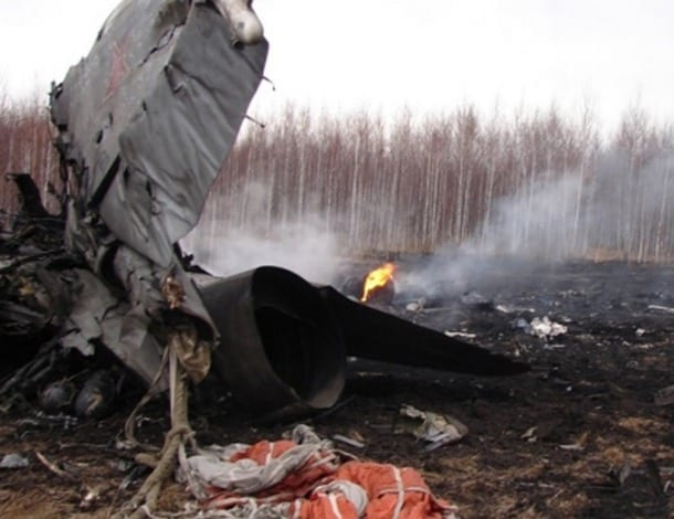 At Least 25 Killed in South Sudan Plane Crash VIDEO