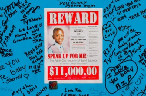 Chicago 9 Year Old Boy Targeted Lured Into Alley And