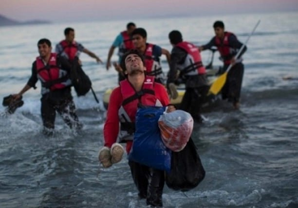 Greece Carries Out First Relocation Of Refugees To Luxembourg VIDEO