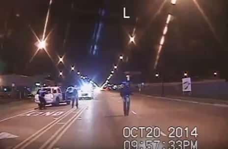 Police released a dashcam video Tuesday evening that shows a police officer shooting 17 year old Laquan McDonald 16 times in 2014.