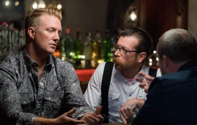 Vice Interview Of Eagles Of Death Metal Discussing Paris Terror Attacks VIDEO