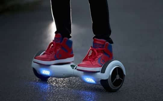 Amazon Pulls Hoverboards After Fires VIDEO