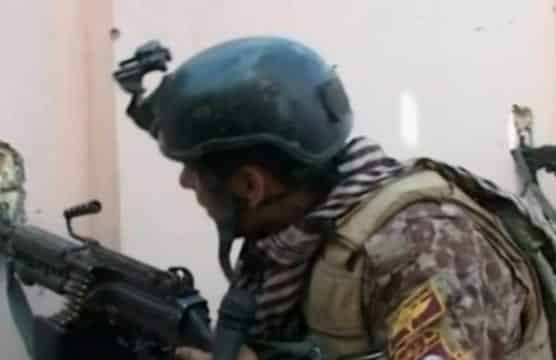 Iraqi Forces Ready for Final Push Against ISIS in Ramadi
