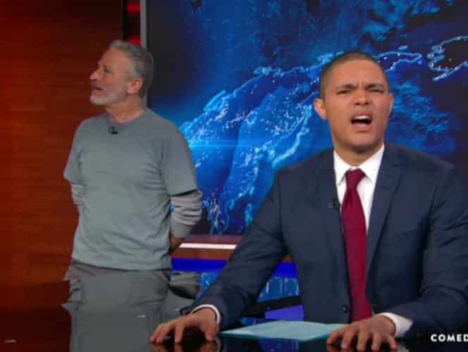 Jon Stewart Back To The Daily Show to Shame Congress Over WorstResponders VIDEO