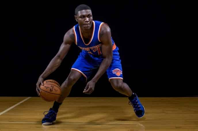 Knicks Player Cleanthony Early Robbed Shot at Strip Club VIDEO