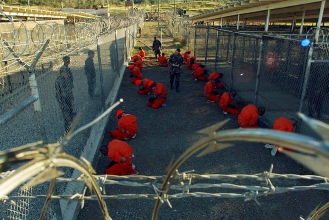 Mistaken identity kept detainee at Guantanamo Bay for 13 years