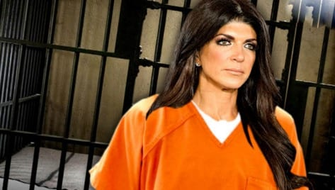 Real Housewife Released From Prison VIDEO