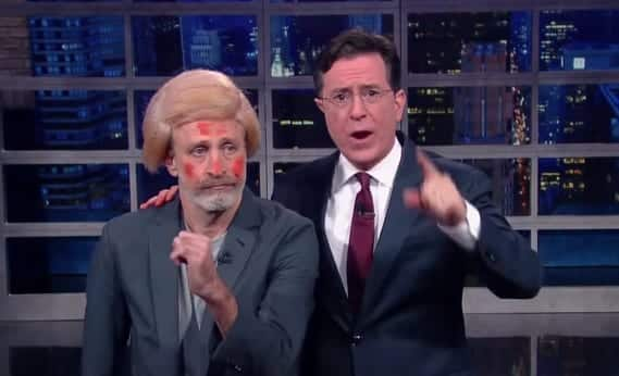 Stewart Trump It Up For Zadroga Act On Colbert Late Show VIDEO