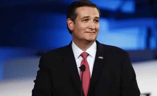 Ted Cruz Theres No 'War On Women' Because We Don't Have A Condom Shortage