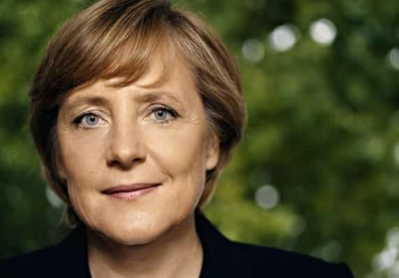 Time Magazine Names Angela Merkel Person of the Year VIDEO