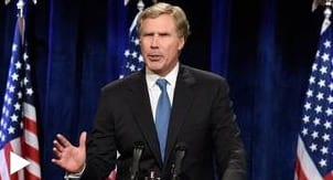 Will Ferrell Is Back On SNL As George W Bush To Mocks GOPers VIDEO