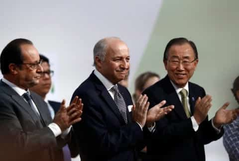 World Leaders Agree to Historic Deal on Climate Change