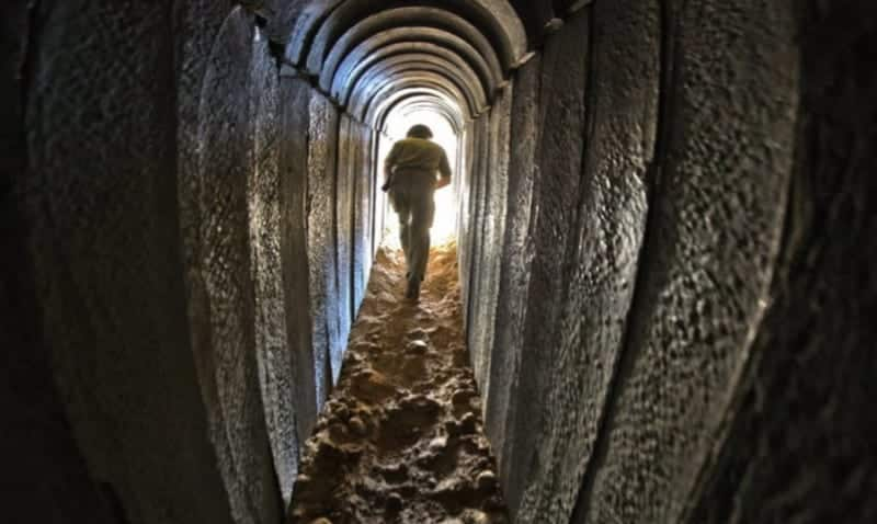 Hamas Says It Continues To Build Tunnels To Attack Israel