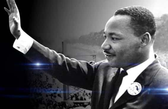 Martin Luther King Jr. Day 30th Anniversary VIDEO