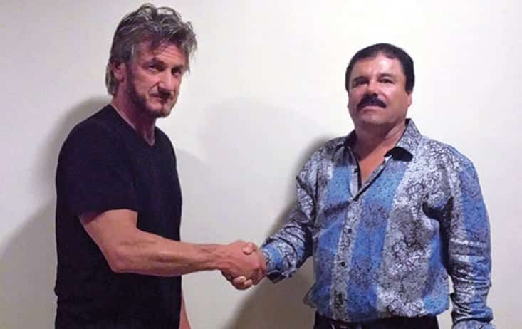 Sean Penn Sat for Secret Interview With El Chapo Mexican Drug Lord