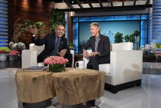 President Obama Will Be Guest On Ellens Show Today VIDEO