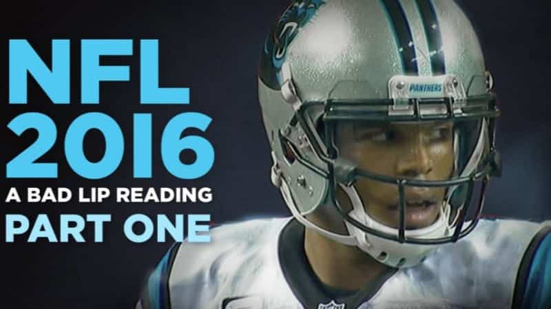 Watch NFL 2016 Part One — A Bad Lip Reading of the NFL VIDEO