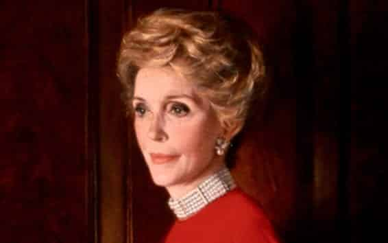 Former First Lady Nancy Reagan Dead At 94 VIDEO