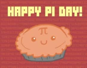 Happy National Pi Day Everyone