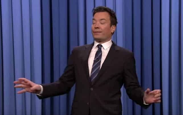 Jimmy Fallon Counts How Many Times Ben Carson Opens His Eyes VIDEO