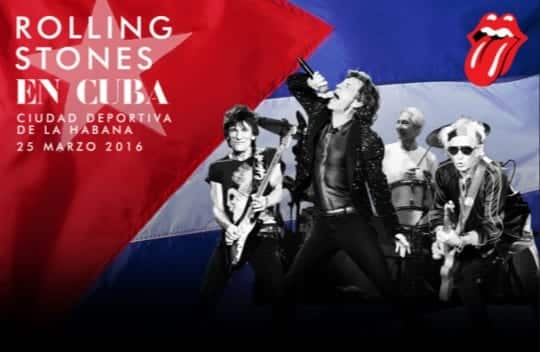 The Rolling Stones To Play Free Gig In Havana Cuba VIDEO