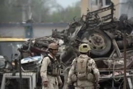 28 Killed in Taliban Suicide Attack VIDEO