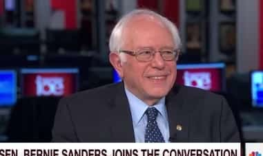 Sanders To Visit Vatican City Days Before NY Primary VIDEO