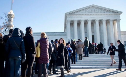 Supreme Court To Hear Immigration Arguments VIDEO