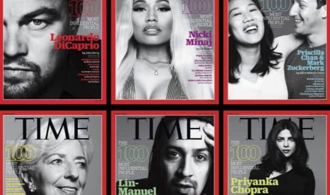 Times 100 Most Influential People in the Worldvideo