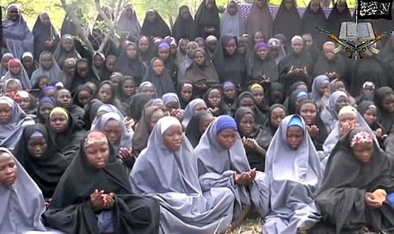 1 Kidnapped Nigerian Girl By Boko Haram Found VIDEO