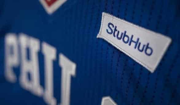 76ers Become First Team to Sell Ads on Uniform VIDEO