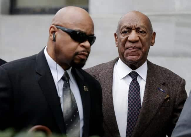 Bill Cosby Due In Pennsylvania Court VIDEO