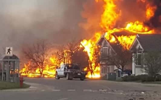 Canadas Fort McMurray Wildfire Could Double in Size VIDEO