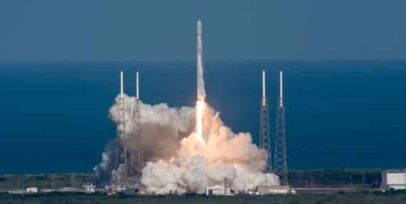 SpaceX Successfully Lands Rocket At Sea For 3rd Time