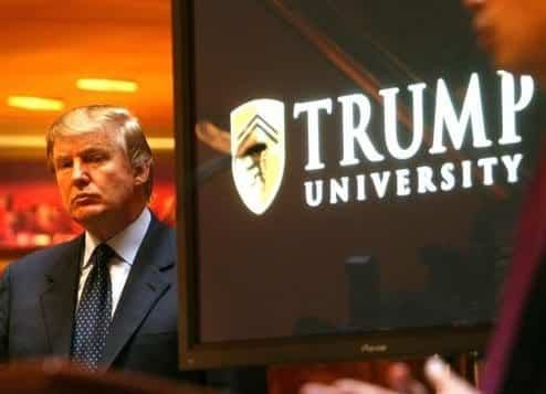 Donald Trump Involved In 35000 Lawsuits