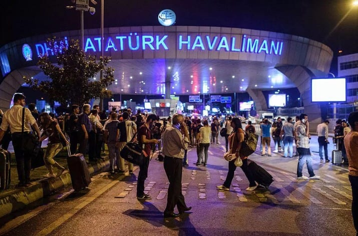 Istanbul Airport Attack Toll Hits 41 and 230 Injured VIDEO 1