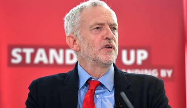 Jeremy Corbyn Compare Israeli Government To Islamic State