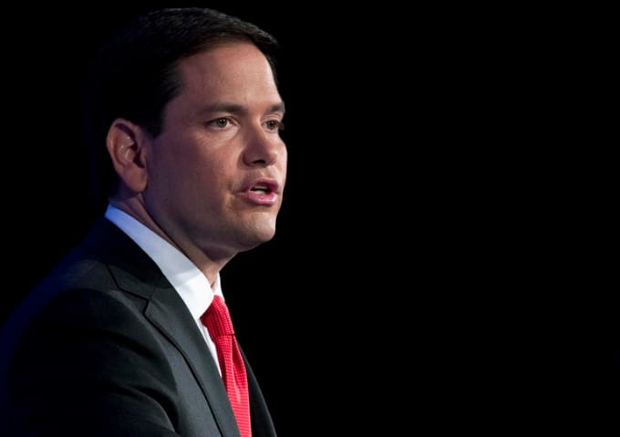 Marco Rubio Running For Senate Re Election VIDEO