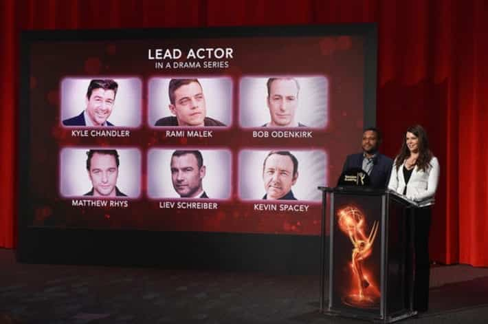 Emmys Nomination Complete List HERE