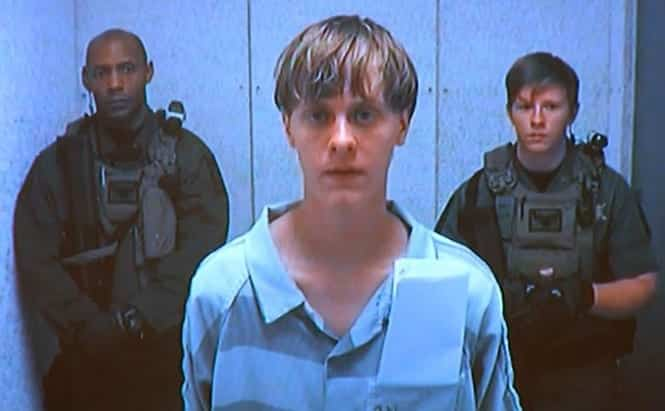 Dylann Roof Reportedly Assaulted in Jail