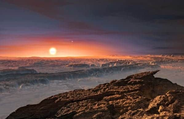 Earth Like Planet Discovered Close to Solar System