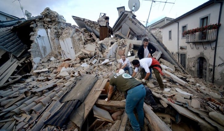 In Italy Death Toll From Earthquake Rises To At Least 247